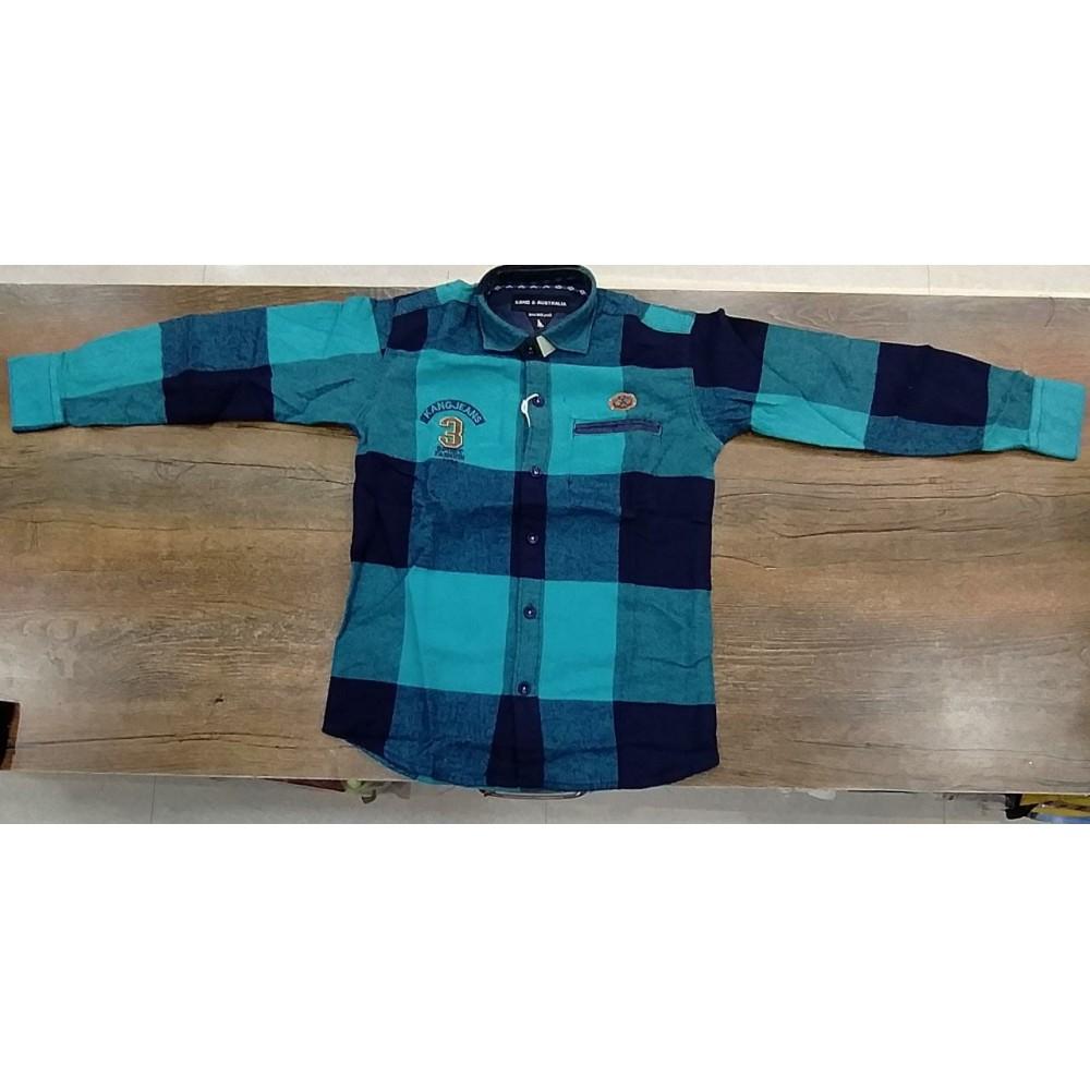 Boys  Shirt  ( Full sleeve )