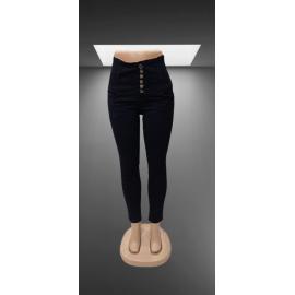 Ankle length Women jean (high waist jeans women)