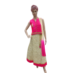 women cotton lehenga choli